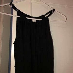 **2 for $25!!**Black Gap Maxi dress